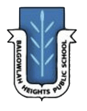 Balgowlah Heights Public School logo