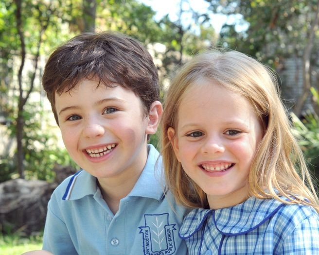 Students of Balgowlah Heights Public School