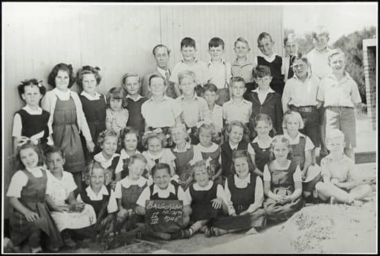 Balgowlah Heights class of 1948